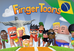 Finger Toons at RIO 2016