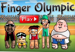 Finger Olympic reach 6.000.000 Million Downloads !!